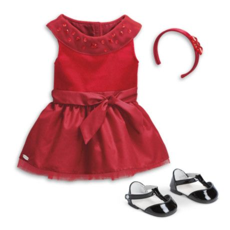 American Girl - Joyful Jewels Outfit for Dolls - Truly Me 2015