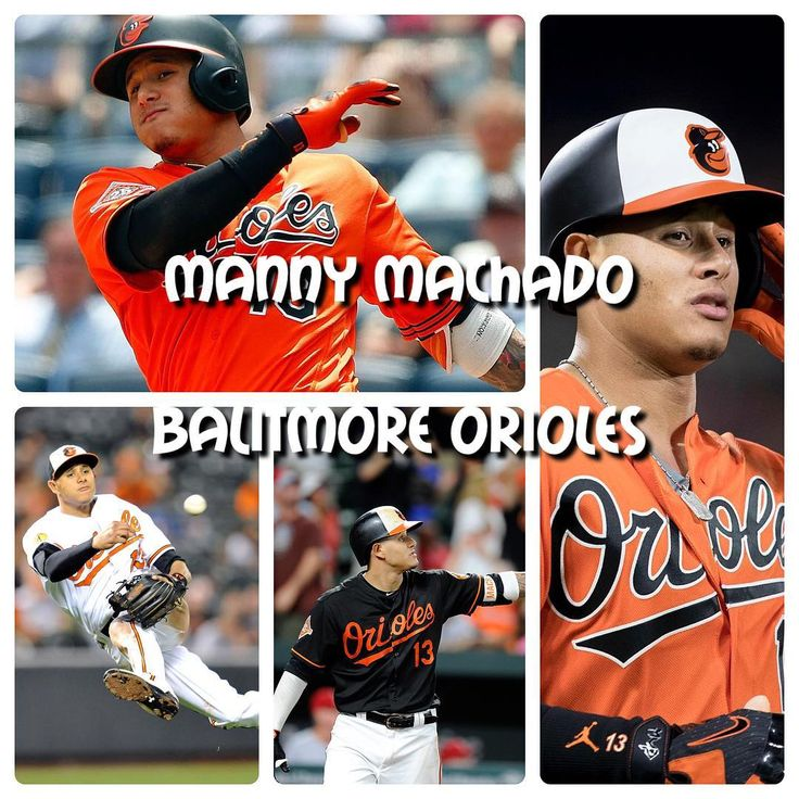 Manny Machado _ _ _ What is your favorite color? Comment down below _ _ _ Tags: #diamondbacks #braves #orioles #redsox #whitesox #cubs #reds #indians #tigers #rockies #astros #royals #angels #dodgers #marlins #brewers #twins #yankees #mets #athletics #phillies #pirates #padres #giants #mariners #cardinals #rays #rangers #bluejays #nationals