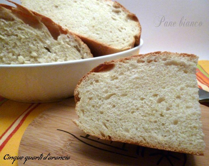 Pane bianco (ricetta per cominciare!!)