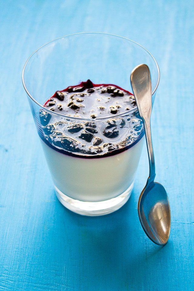 Panna Cotta basisrecept met rauwe melk - Powered by @ultimaterecipe