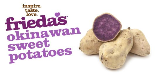 [tab:Overview] What is a Okinawan Sweet Potato? Also known as Hawaiian Sweet Potato and Uala, the Okinawan Sweet Potato is tubular in shape. It has a buff colored skin with earthy spots and its fle…