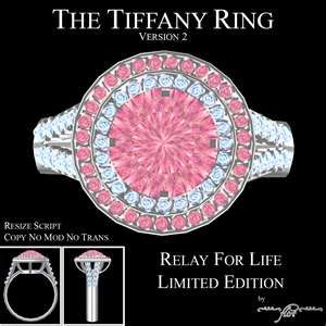 pink diamond wedding rings | summer weddings ideas
