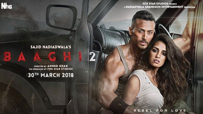 Baaghi 2 Movie Budget Profit Hit Or Flop On Box Office Collection Full Movies Download Download Movies Full Movies