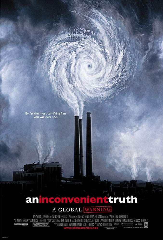 An Inconvenient Truth (2006) - IMDb   Documentary Posters in