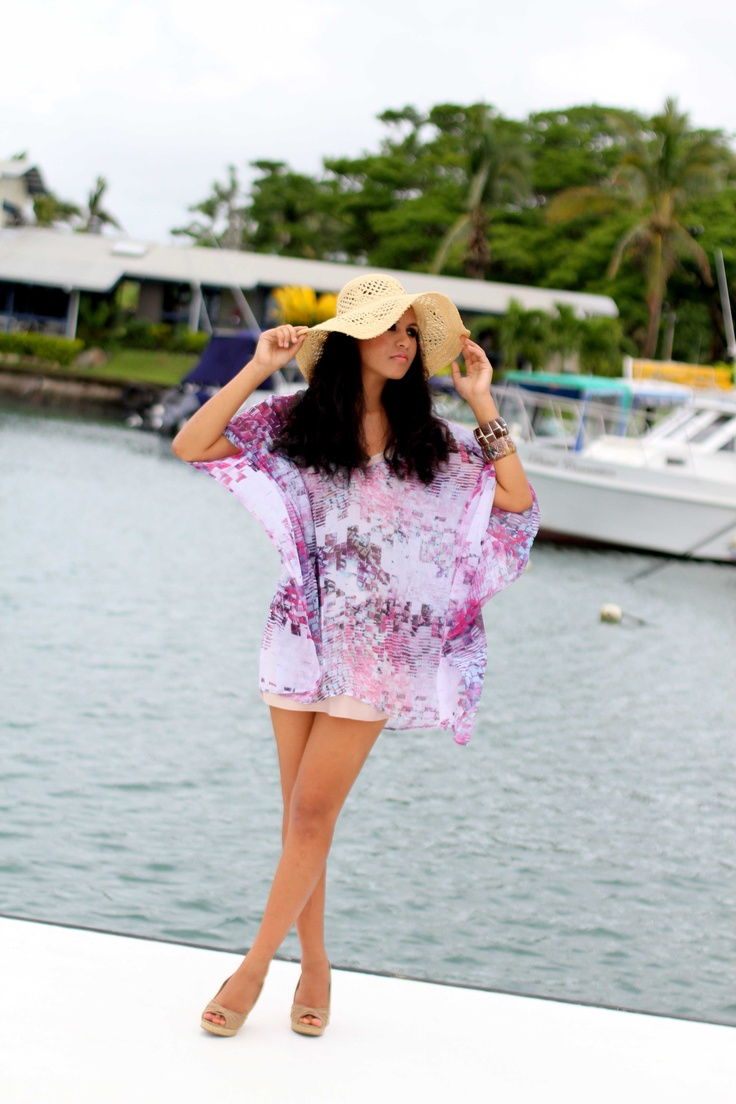 SPIRITUAL - Lilac stimulates your mind and spirituality. Available online only @ www.iallure.com.au/shop/mosaic-inky-lilac-kaftan