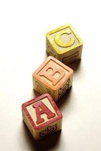 How to Make an Alphabet Block Christmas Tree thumbnail