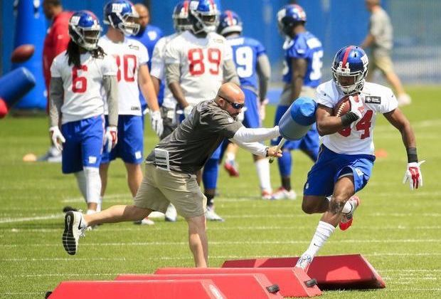 Giants roster countdown: No. 84 WR Kevin Snead
