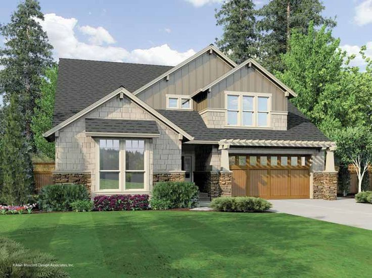 best 1.5 story craftsman house plans pictures - 3d house designs