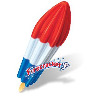 Firecracker® Jr. | Ice Cream | Pinterest