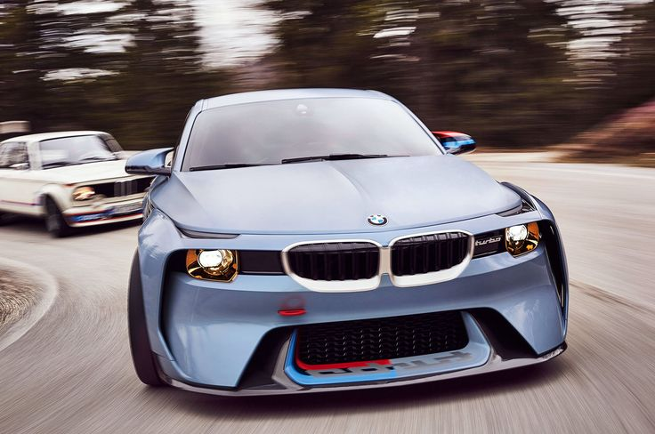 Image for BMW 2002 Hommage Concept Widescreen Pictures