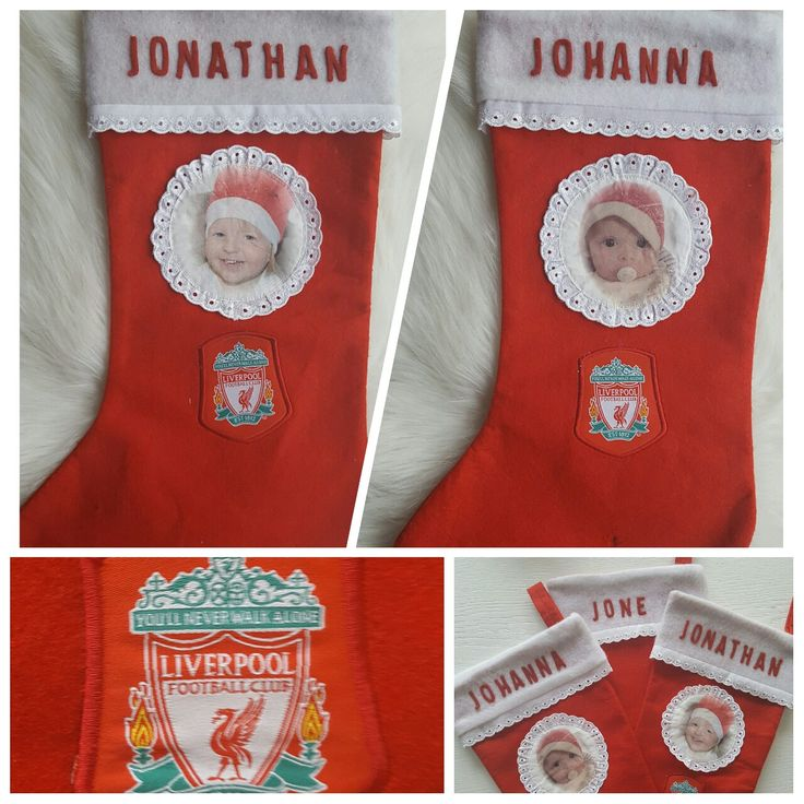 Julesokker Liverpool