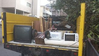 Our garbage removal business  #junk_removal_vancouver #rubbish_removal #junk_hauling