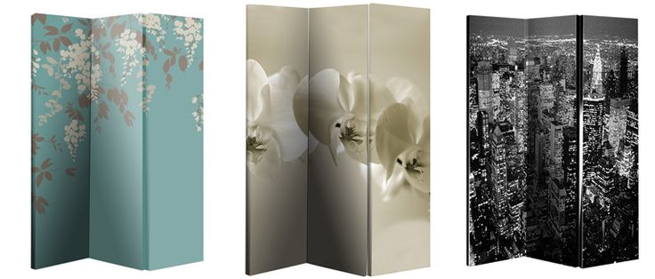 Room divider screens the decorative room dividers for Screens and room dividers