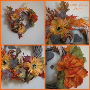 Oltre 1000 idee su fiocchi con fiori e nastro su pinterest for Fiori con la p