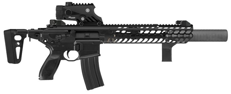 Groundbreaking Tactical Rifle | SIG MCX | SIG SAUER