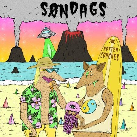 Meet Søndags -  Keepin' The Summer Alive -