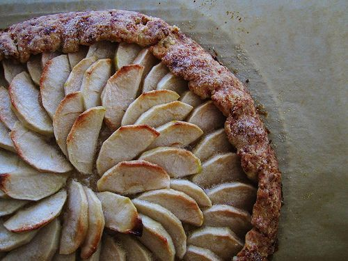 Apple Cheddar Crostata | Pies, Tarts & Cobblers | Pinterest