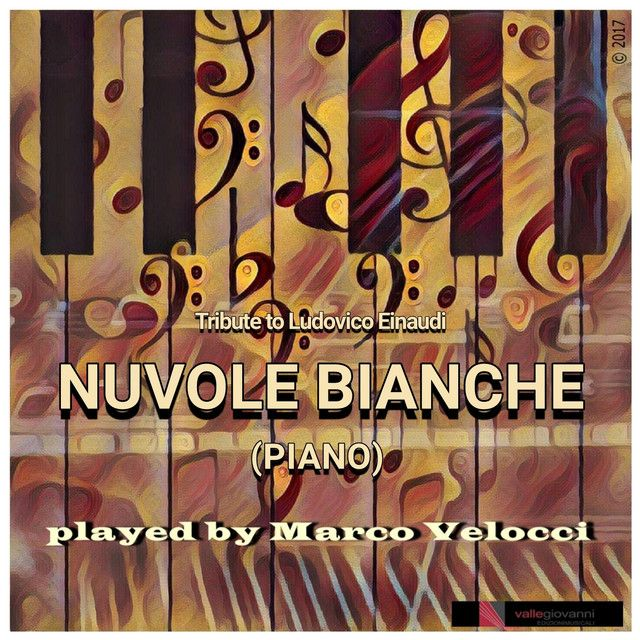 Nuvole bianche | Ludovico Einaudi Marco Velocci | http://ift.tt/2oSGGoE | Added to: http://ift.tt/2gI2Zuy #classical #jazz #spotify