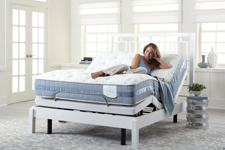 The New Serta® Perfect Sleeper® Compatible with the