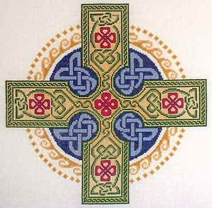 Celtic Cross Stitch And Crafts Messages