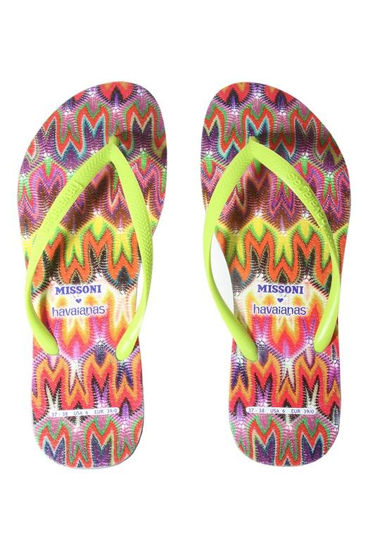 @Havaianas for @MissoniUSA Slim Rachel Flip Flops: Rachel Flip, Missoni Flip, Missoni Rachael, Havaiana Flip, Missoniusa Slim, Design Fashion, Flip Flops, Slim Rachel, Missoni Slim