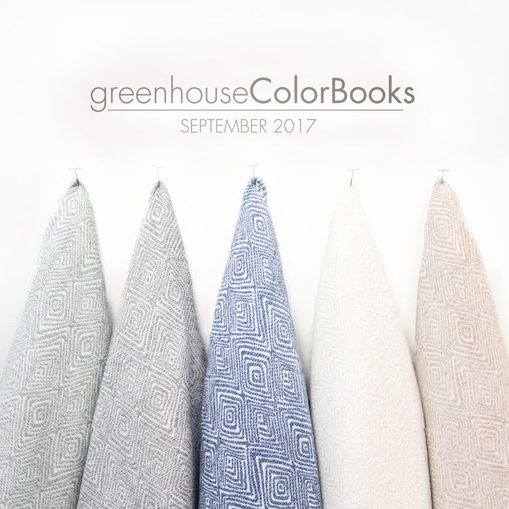 Greenhouse Fabrics Color Books