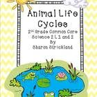 This unit is a student book that covers Second Grade Common Core Science Standard 2.L. 1 and 2.  This is a two week unit.  There are lesson plans a...