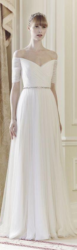Jenny Packham Bridal Collection 2014 - Minnie Ivory
