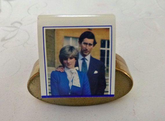 Royal Wedding 1981 Matchbook Matches Memorabilia Lady Diana Spencer Prince Charles 29th July Princess Di Royalty Ephemera