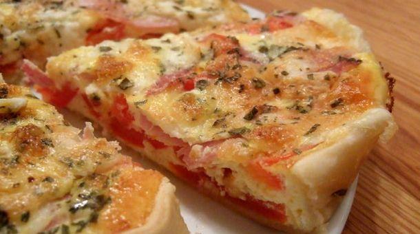 tortino con formaggio e prosciutto ricette estive