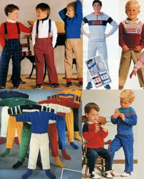 1986 Boys Clothes | 80s fashion kids, 90s kids fashion ...