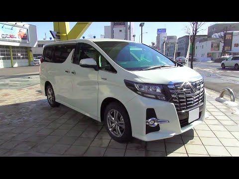 2015 Toyota Vellfire - YouTube