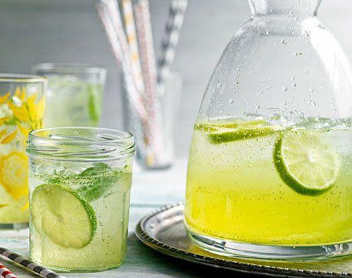 Домашний лимонад из базилика Самое время записывать рецепты освежающих напитков! Домашний лимонад из базилика утолит жажду в жаркий день... дома и на пикнике!