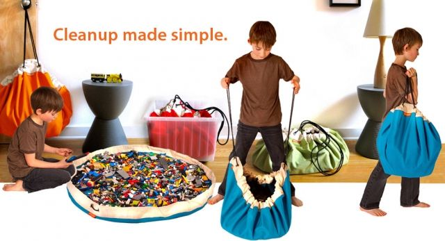 Хранение игрушек / Детская комната /