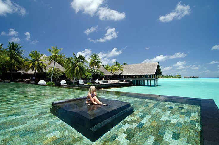 Ausgezeichnet! Die 10 besten Resorts auf den Malediven - TRAVELBOOK.de