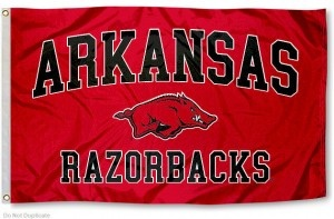 the flag of arkansas