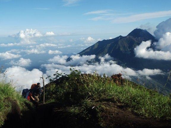Rinjani mountain Lombok - NTB Indonesia.