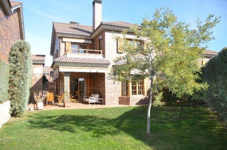 Alquiler de casa o chalet independiente en calle Moreras, 3, El Cantizal, Las Rozas de Madrid