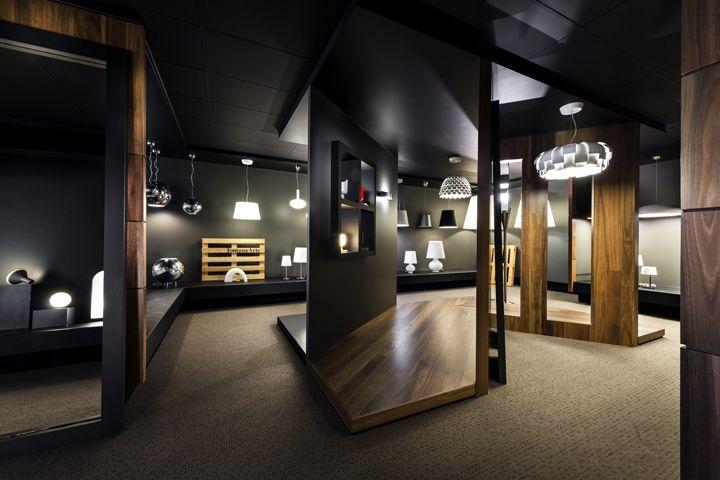 Interior Design Furniture Stores Australia ~ Fontana arte showroom by bho interiors perth australia