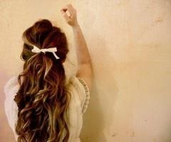 such pretty, pretty hair