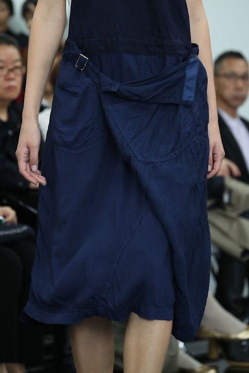 [No.40/70] tricot COMME des GARÇONS 2013春夏コレクション | Fashionsnap.com