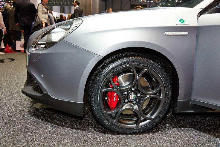 2014 Alfa Romeo Giulietta QV Wheels
