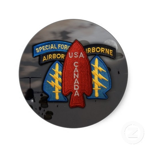 first special service force | 1st special service force an special forces patches airborne stickers ...