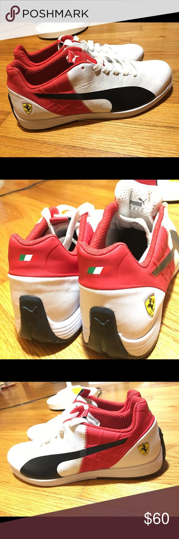 Puma shoes Brand new without box size 9 Puma Ferrari shoes Puma Shoes Sneakers