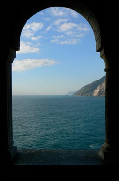 Looking Out - Porto Venere, La Spezia