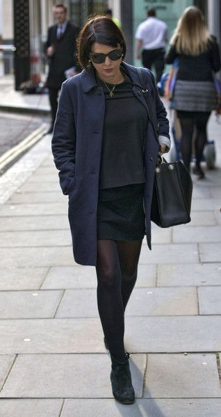 Sadie Frost Photos: Arrivals at the Trinity Mirror Hacking Compensation Hearing