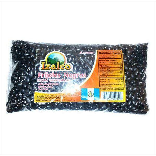 Izalco Small Black Beans 1.25 lb