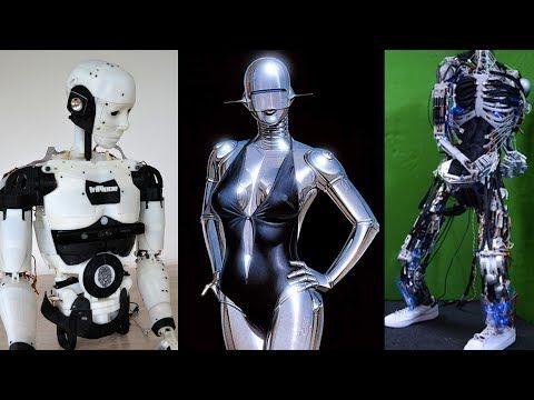 (15) Best 5 Humanoid Robots 2017, You'll Intend to Buy in Future - Inmoov, EZ Robot, Poppy, Plen 2, - YouTube