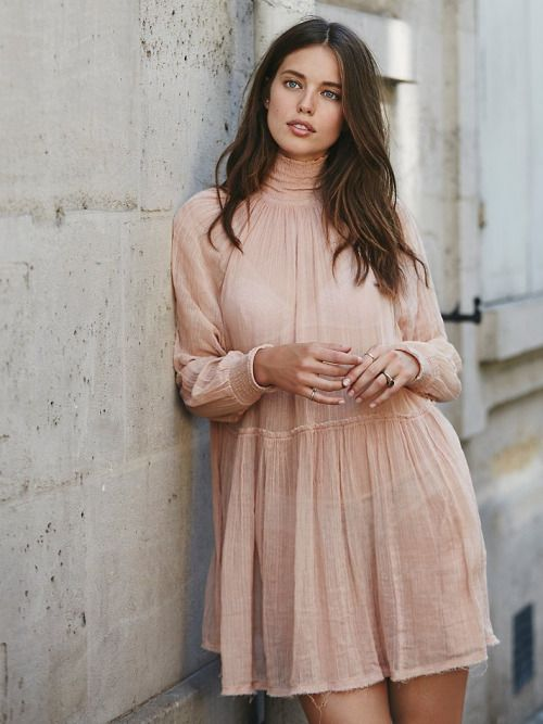 Emily DiDonato / Free people fall collection