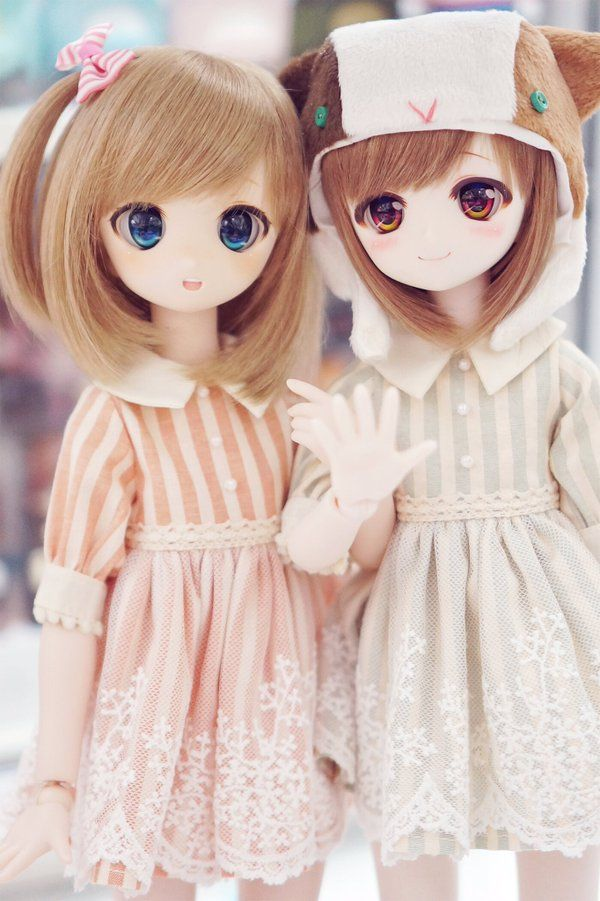 344 best Dolls images on Pinterest | Beautiful dolls ...